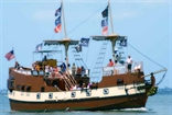 Pieces of Eight Pirate Cruises from Fort Myers, Florida