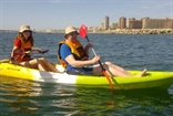 Kayaking from Fuengirola